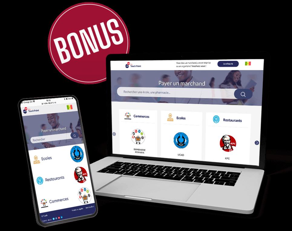 Bonus avec MyTouchpoint.net