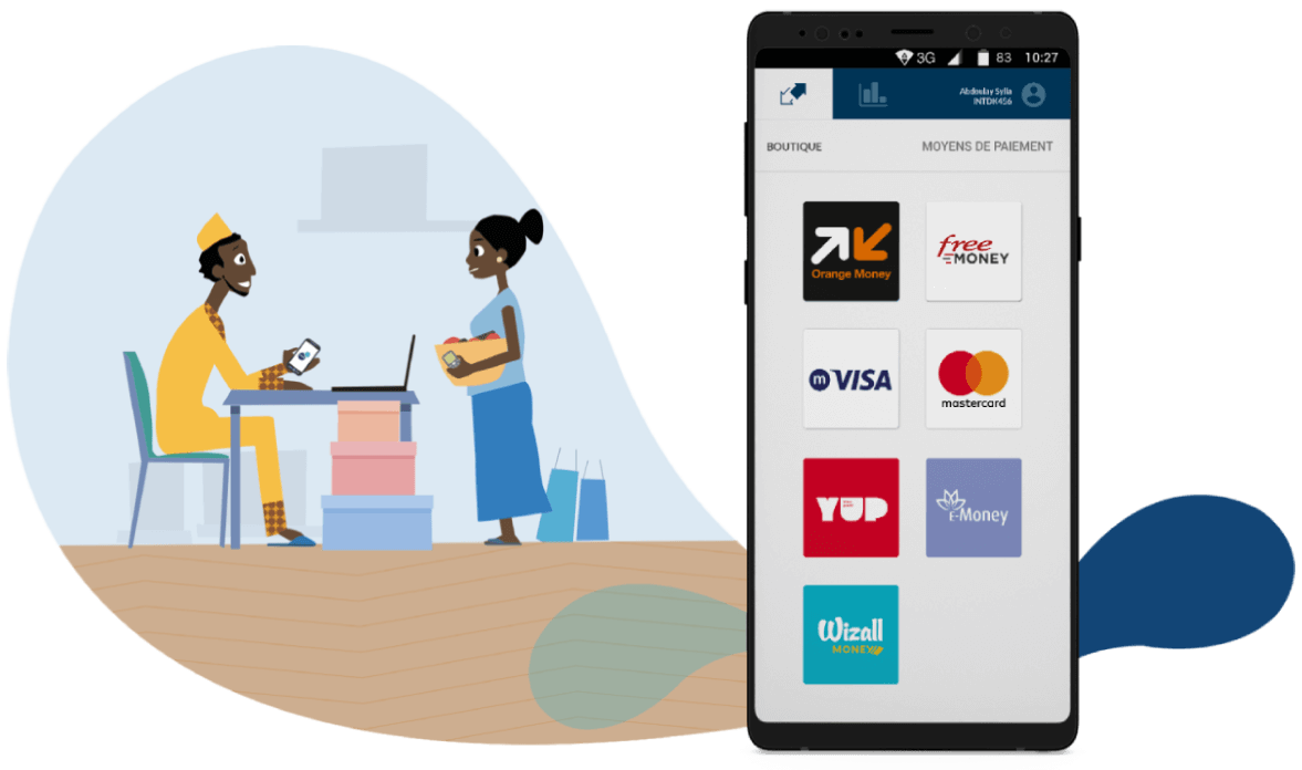 Touch Pay Pos Application